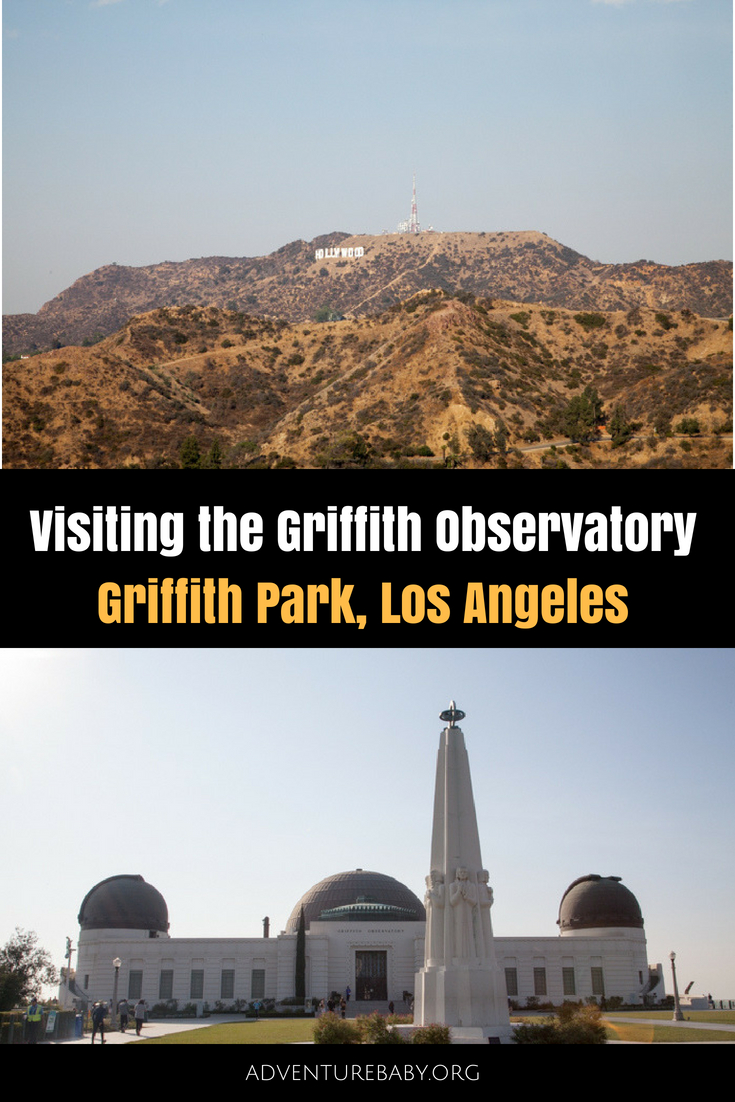 Griffith Observatory, Los Angeles, USA