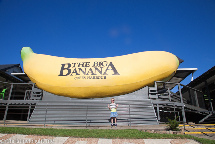 The Big Banana, Coffs Harbour