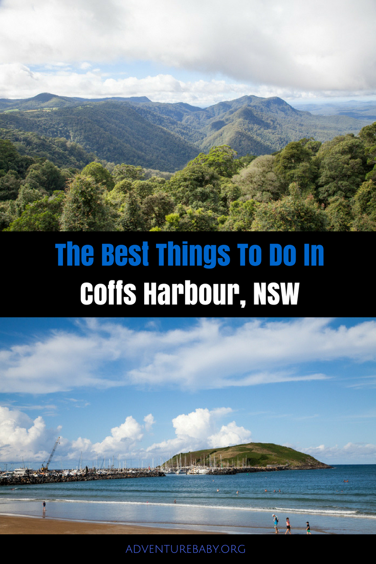 The Best Things To Do In Coffs Harbour, NSW, Australia