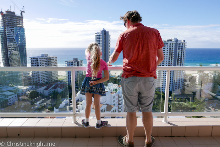 Crowne Plaza, Surfers Paradise, Gold Coast, Queensland, Australia