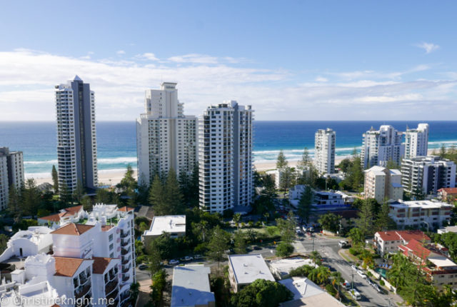 Crowne Plaza, Surfers Paradise, Gold Coast, Queensland, Australia