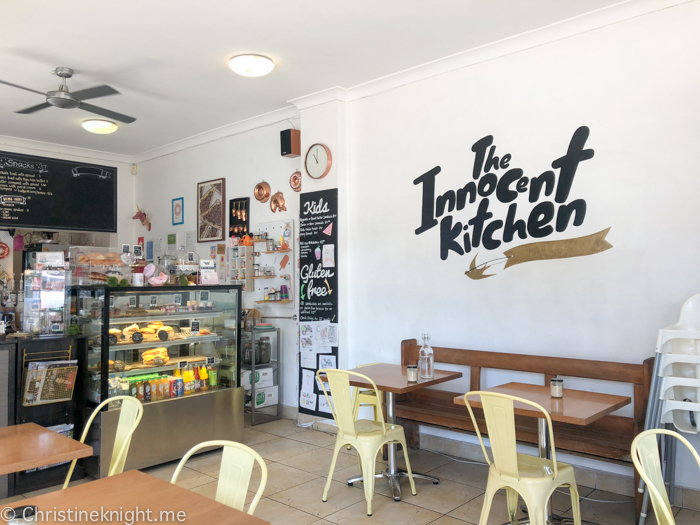 The Innocent Kitchen, Sydney Australia