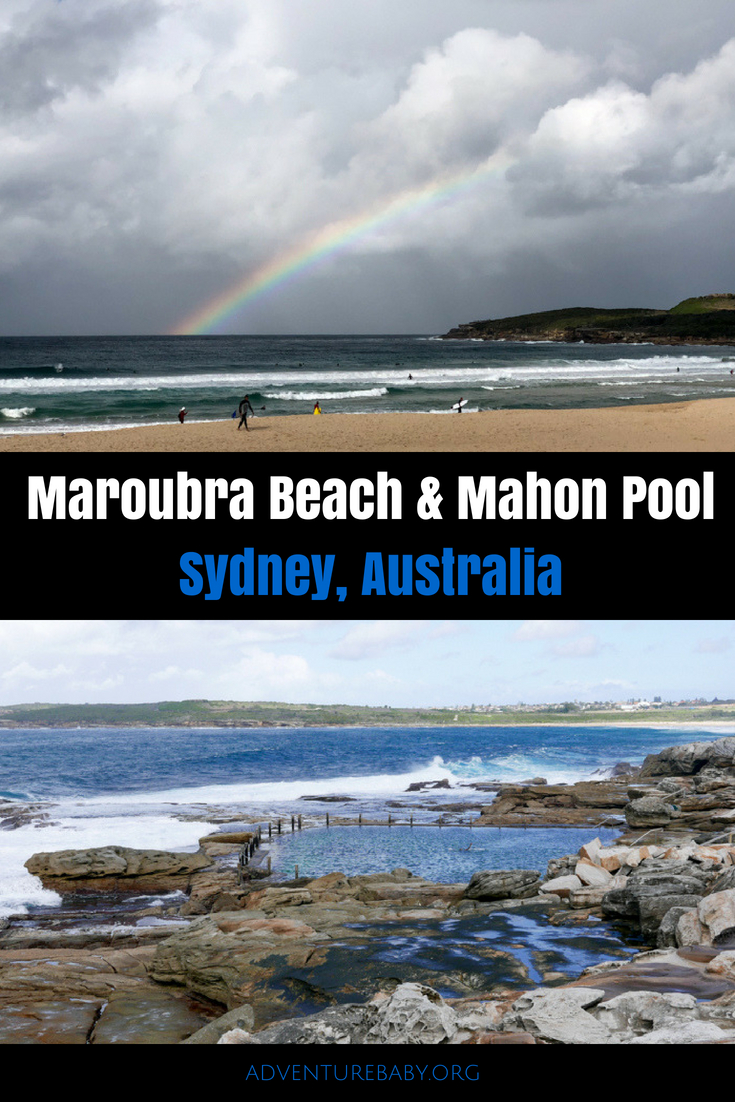 Tips For Visiting Maroubra Beach and Mahon Pool, Sydney, Australia
