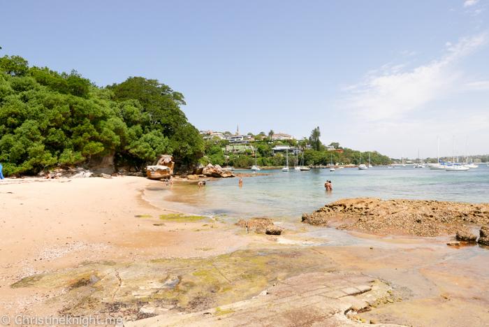 Milk Beach, Sydney Australia