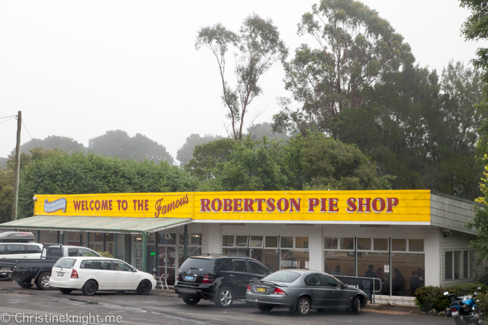 Robertson Pie Shop, Southern Highlands Australia
