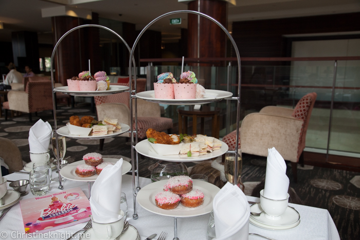 Barbie High Tea at the Shangri-La Hotel-Sydney