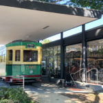 The Tramshed Cafe, Narrabeen Lake, Sydney, Australia