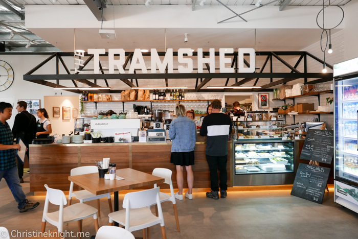 Tramshed Cafe Narrabeen lake