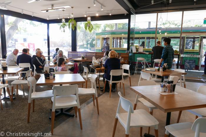 Tramshed Cafe Narrabeen lake