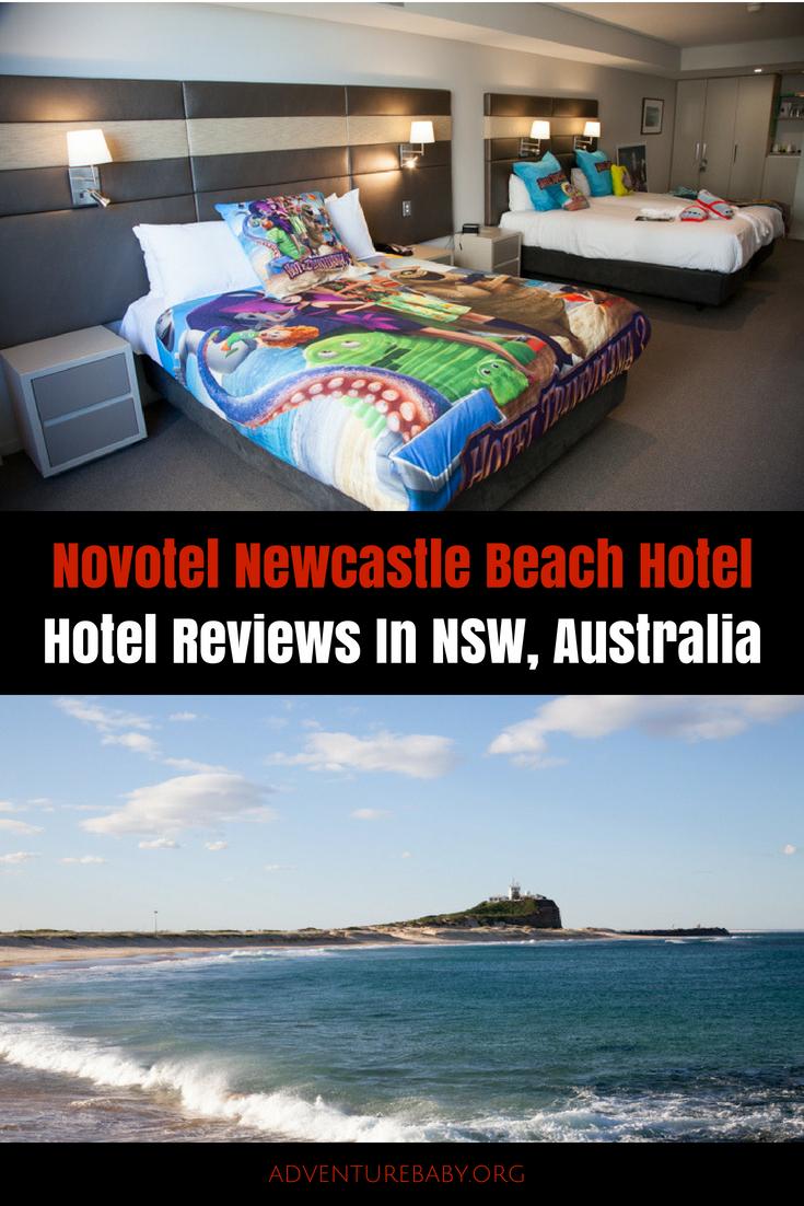 Novotel Newcastle Beach, NSW, Australia