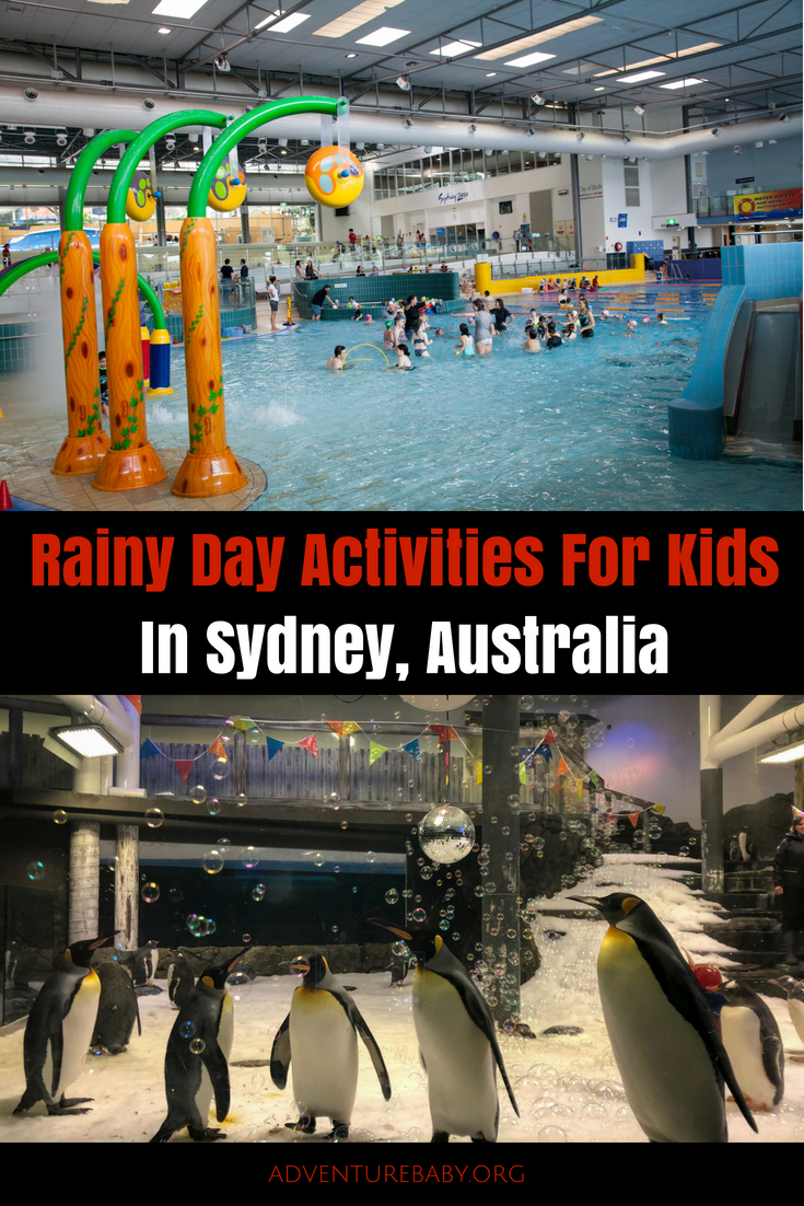 Rainy Day Activities For Kids In Sydney Australia