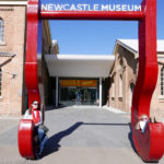 Newcastle Museum: Trams, trains and science, oh my!