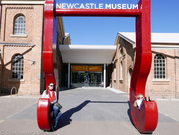 Newcastle Museum, NSW, Australia