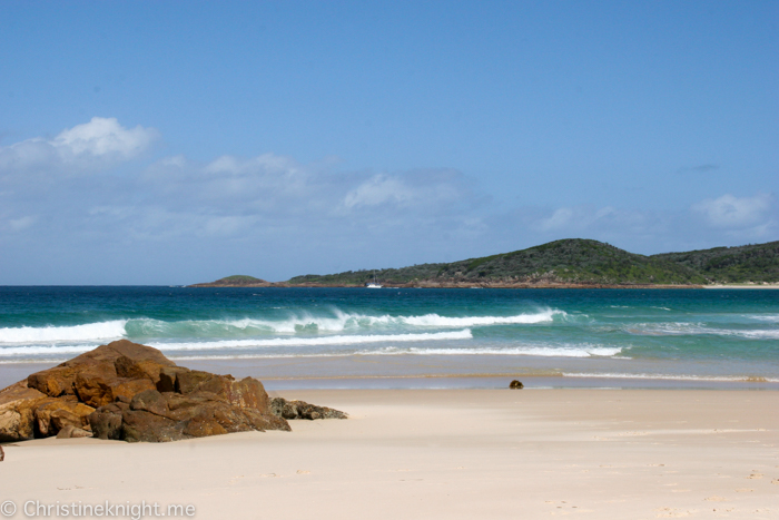 Fingal Bay, Port Stephens, NSW, Australia