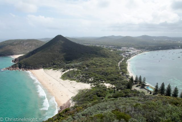 Mount Tomaree, Port Stephens, NSW, Australia
