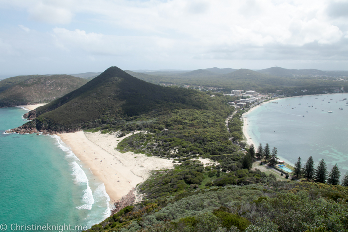 Mount Tomaree, Port Stephens, NSW, Australia
