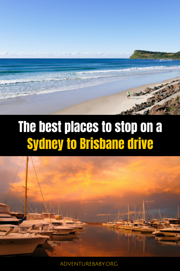 The best places to stop on a Sydney to Brisbane drive, Australia
