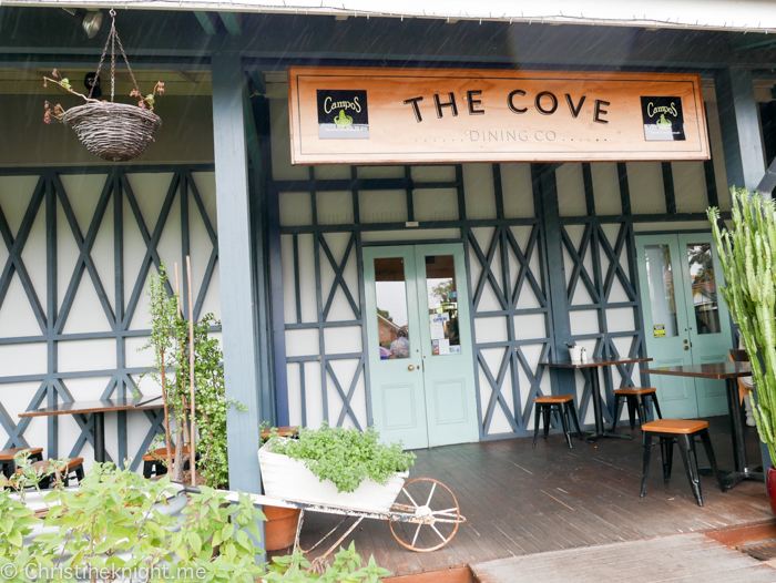 The Cove, Sydney