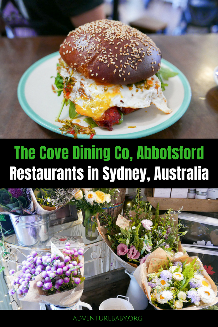 The Cove Dining Co, Abbotsford, Sydney, Australia