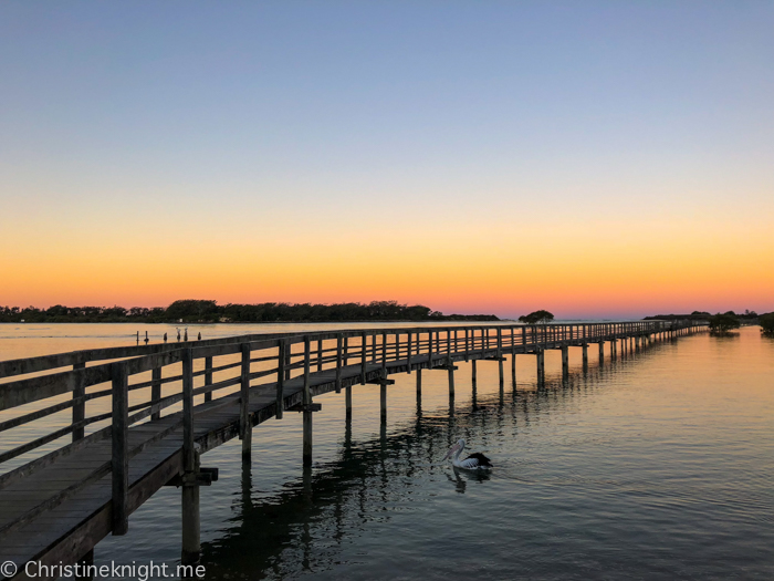 Urunga Boardwalk, NSW, Australia