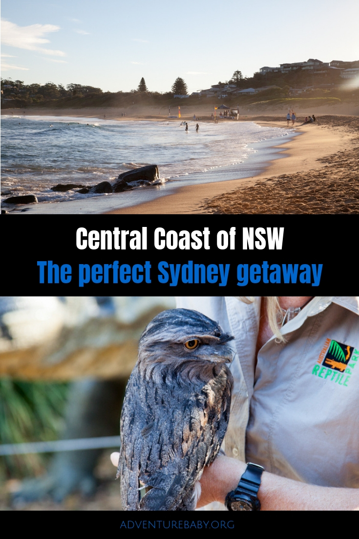 Things To Do On The Central Coast, NSW, Australia