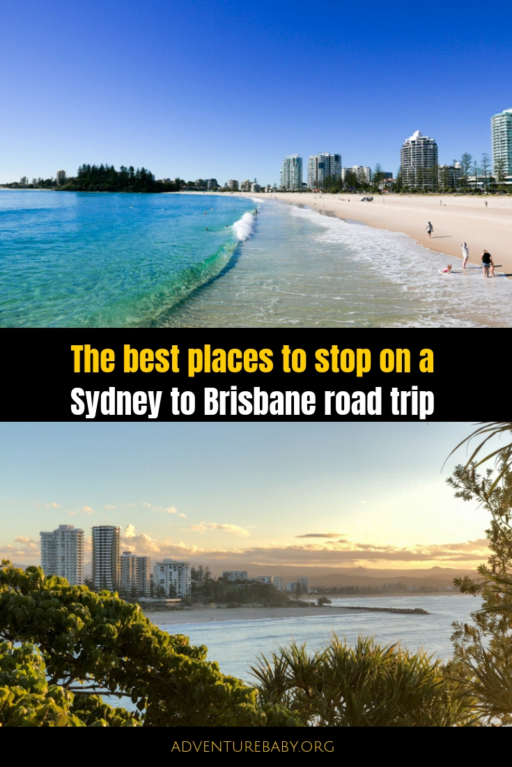The best places to stop on a Sydney to Brisbane drive - Australia