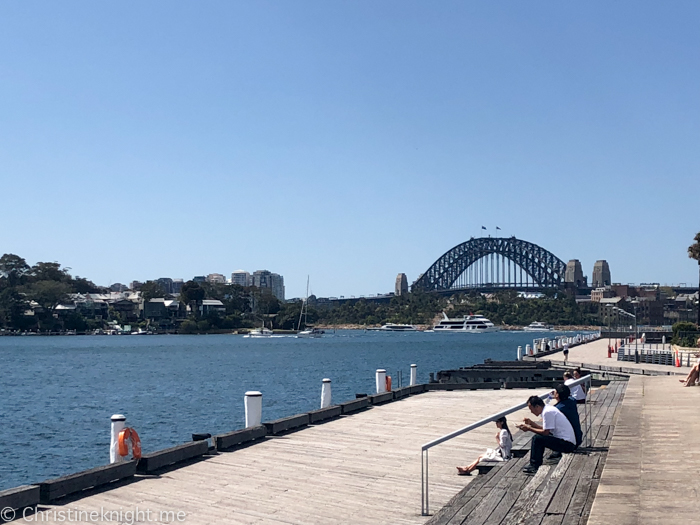 Pirrama Park, Pyrmont, Sydney