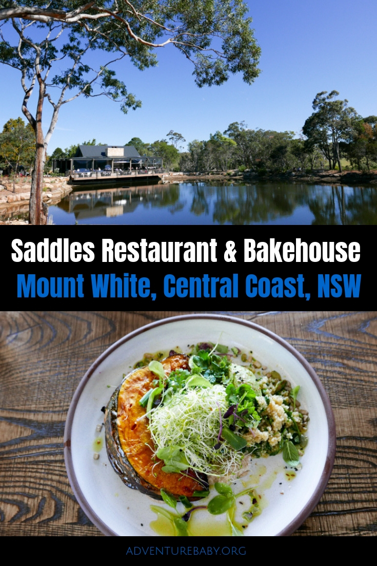 Destination Dining: Saddles Restaurant and Bakehouse at Mount White, NSW - Adventure, baby!