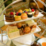 Afternoon Tea at the Plaza Hotel, New York