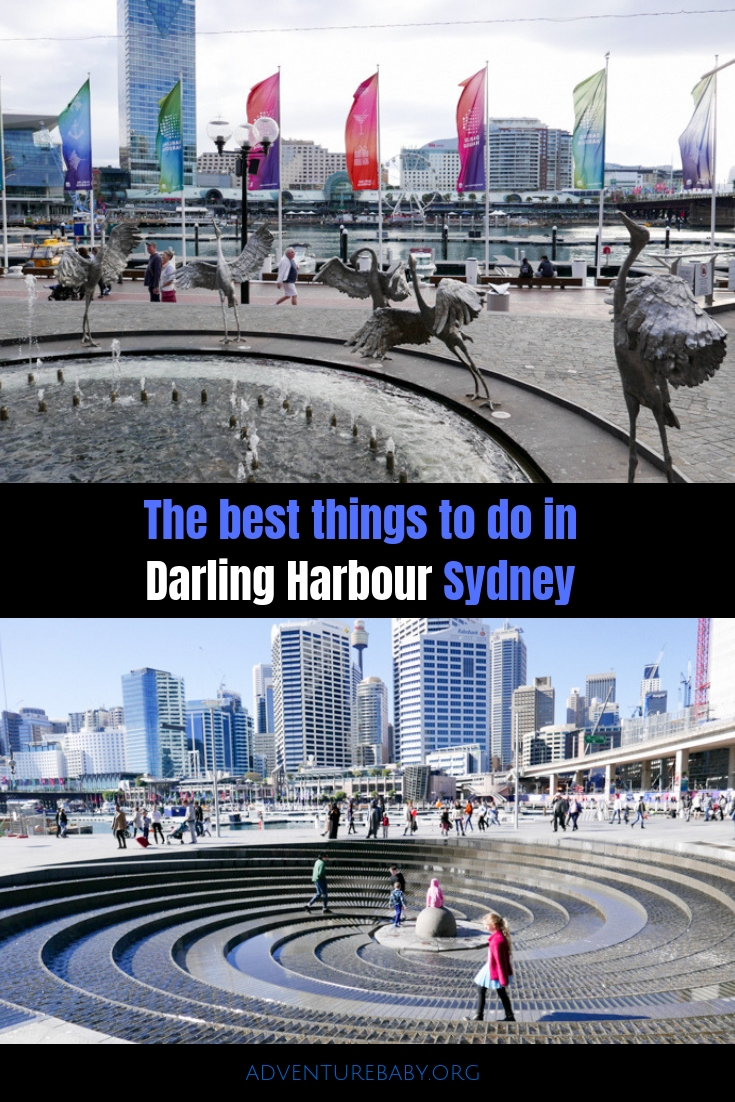 The Best Things To Do In Darling Harbour, Sydney