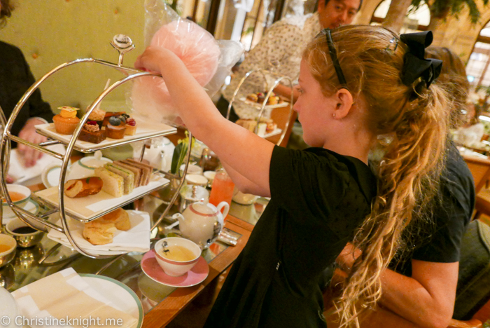 Eloise Afternoon Tea at the Plaza Hotel, New York
