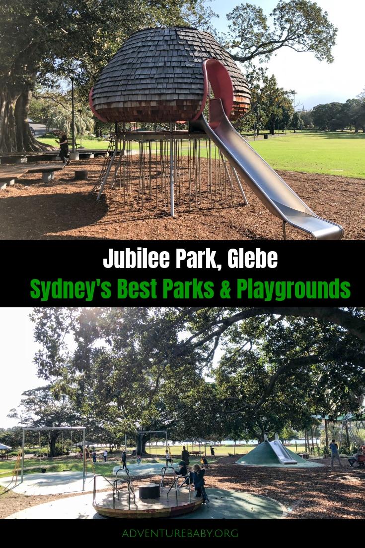 Jubilee Park, Glebe
