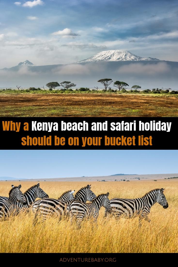 Why a Kenya beach and safari holiday should be on your bucket list