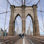 New York Guide: Walking Across The Brooklyn Bridge