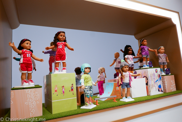 American Girl Place, New York