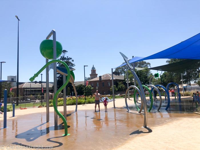 Bigge Park, Liverpool, Sydney, Australia