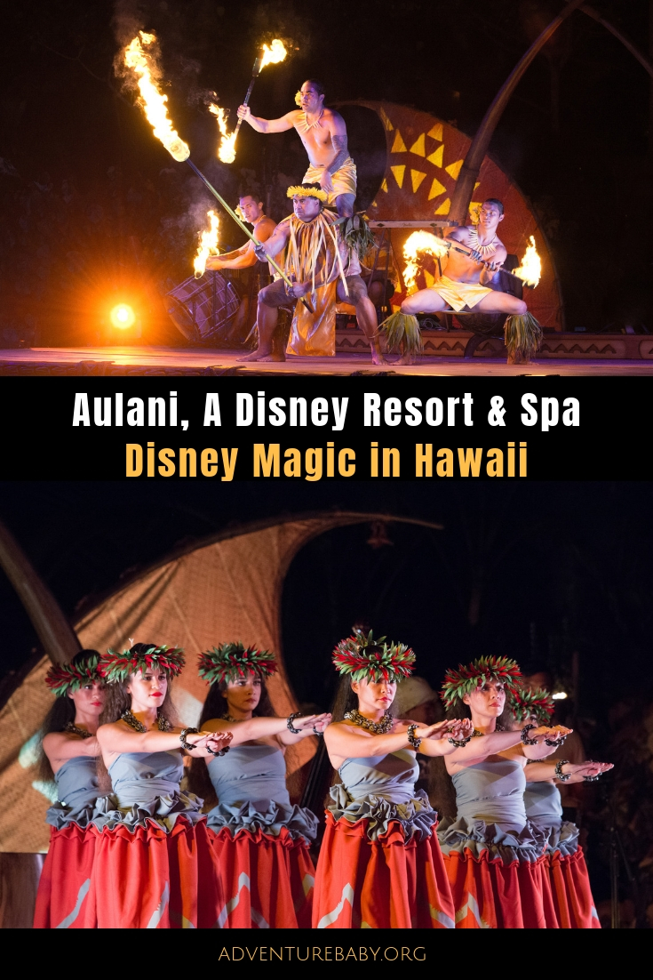 Aulani, A Disney Resort and Spa, Oahu, Hawaii