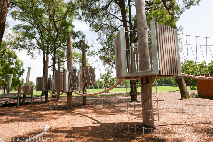 Fairfield Adventure Playground Sydney