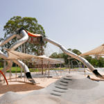 Fairfield Adventure Park Playground in Western Sydney