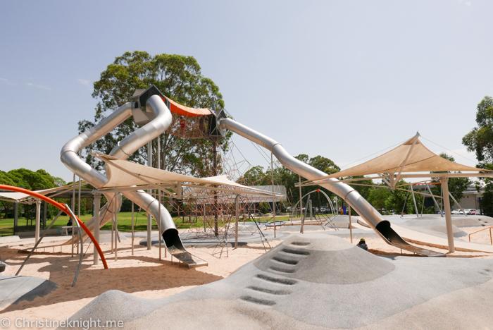 Fairfield Adventure Playground Sydney