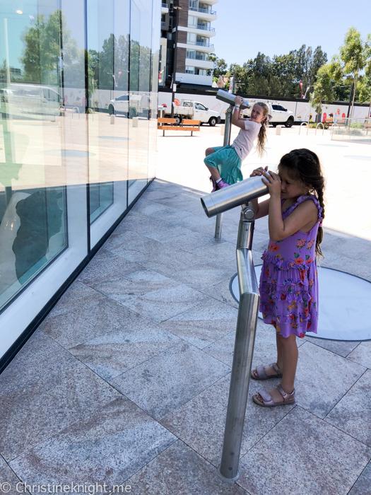 Green Square Library, Sydney Australia