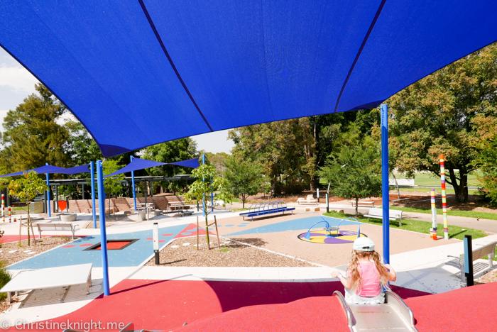 Variety Livvis Place Playground Bankstown Sydney Australia