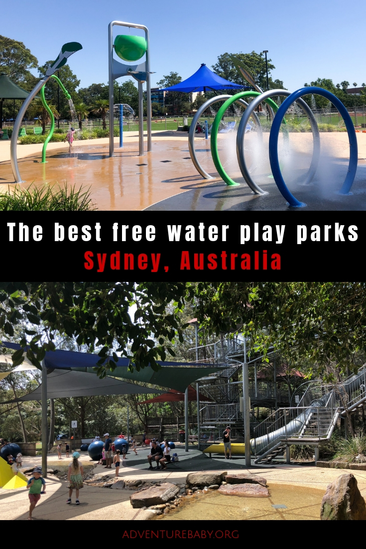 The best free water parks in Sydney, Australia