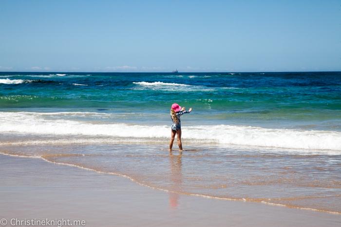 Caves Beach, NSW, Australia