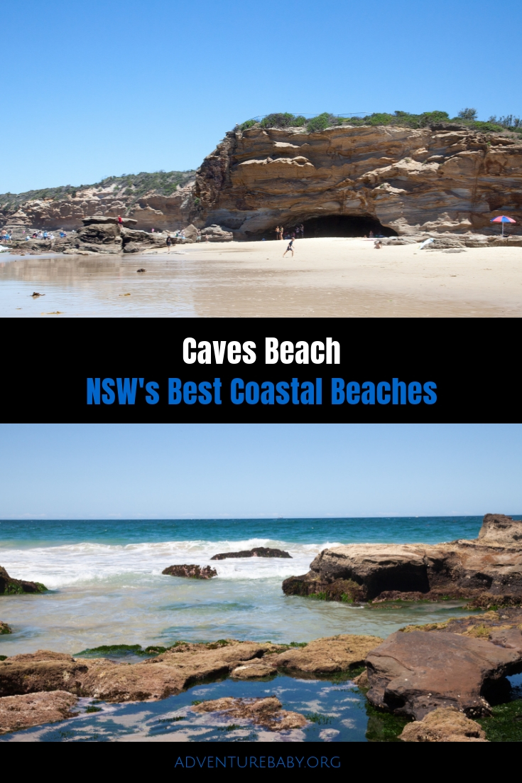 Caves Beach, NSW, Australia