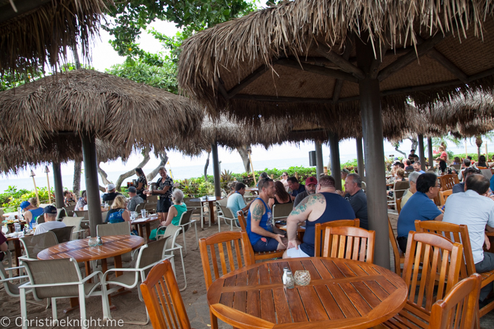 Hula Grill, Maui, Hawaii, Whalers Village