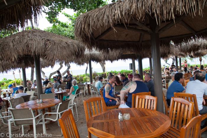 Hula Grill, Maui, Hawaii, Whalers Village