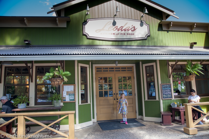 Leoda's Maui, Hawaii