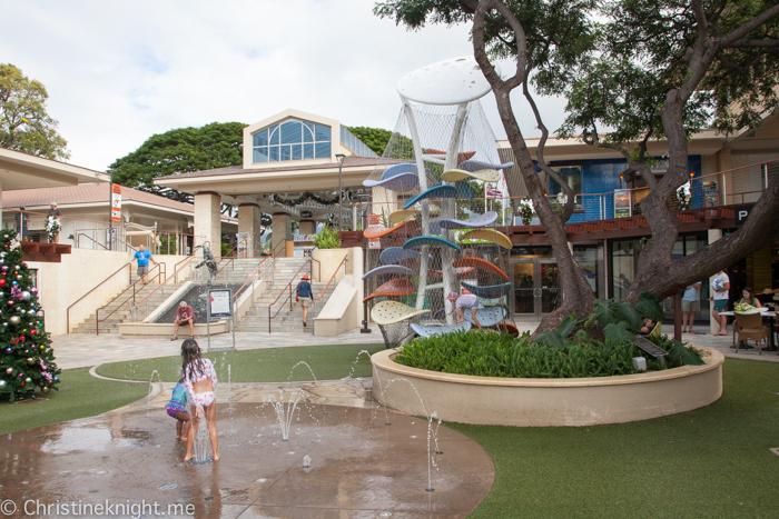 Whalers Village, Maui, Hawaii