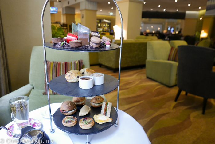 Chocolate High Tea at the Radisson Blu Plaza Hotel Sydney